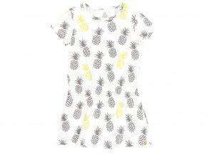 Holčičí letní šaty Organic ananas6221129496 a