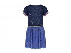 Dívčí kombinované šatyN102 5807 125
