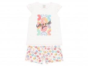 Dívčí letní pyžamo9220701100 a