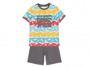Chlapecké pyžamo barevné Dinosaurus9321059468 a