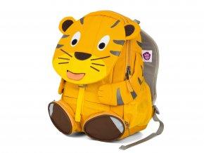 Dětský batoh do školky Tygřík žlutý kvalitní 002 005 Affenzah b