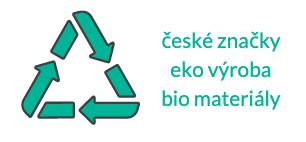 české značky, eko výroba, bio materiály
