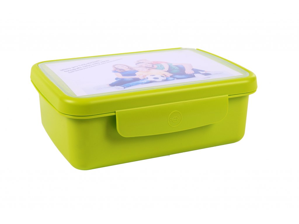 Zdravá sváča - komplet box - zelená