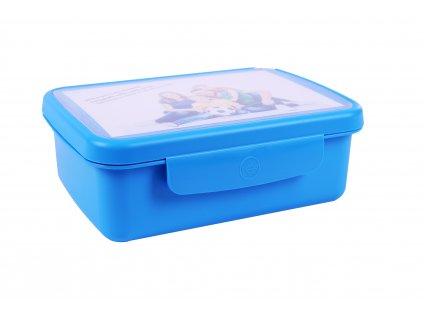 Zdravá sváča - komplet box - modrá