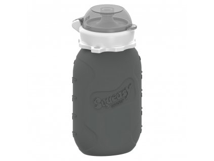 Squeasy Gear kapsicka 180ml Siva