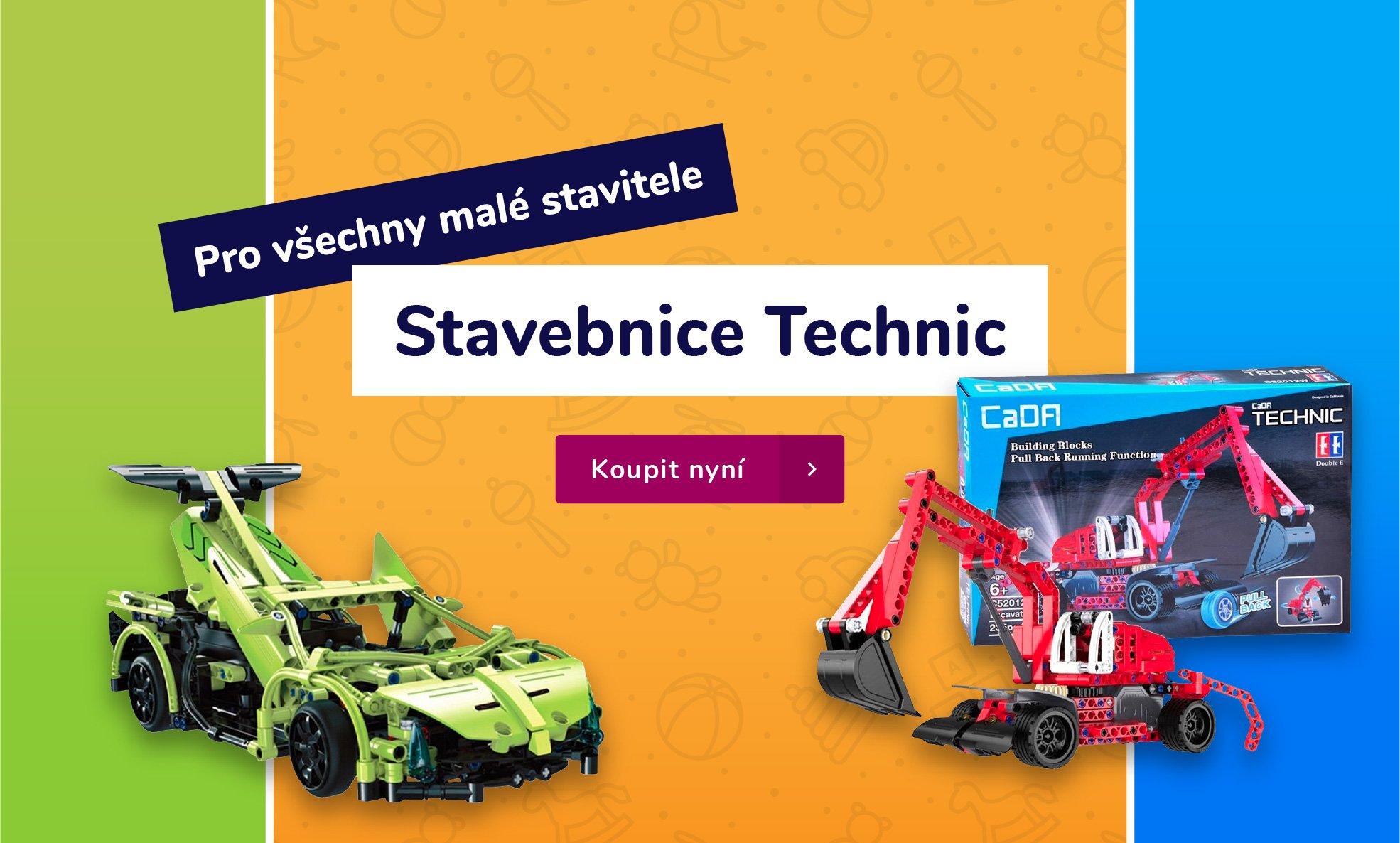Stavebnice Technic