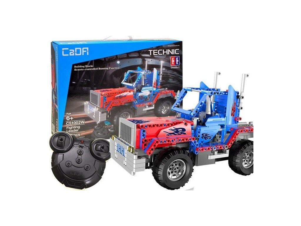 stavebnice CADA kamion