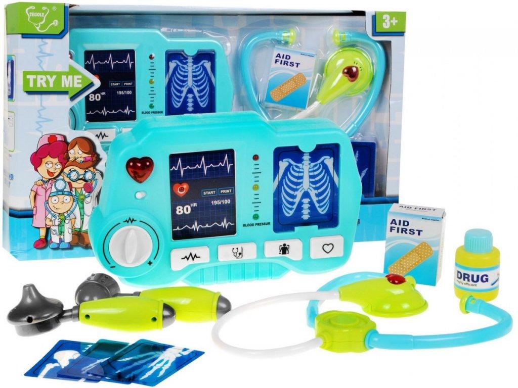 Lékářský set RTG pro děti 1