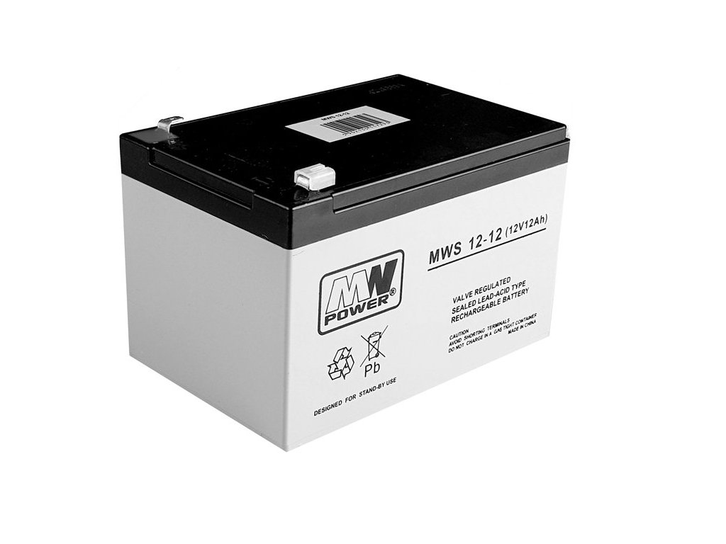 Mamido baterie 12V 12Ah