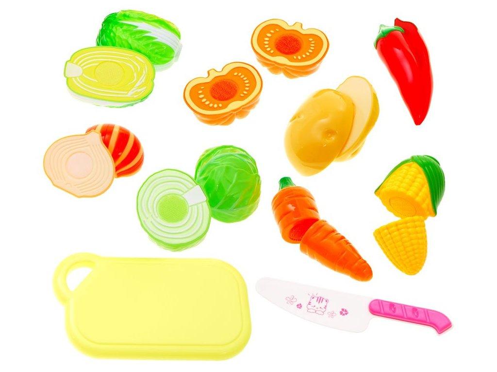 Sada potravin a zeleniny (2)