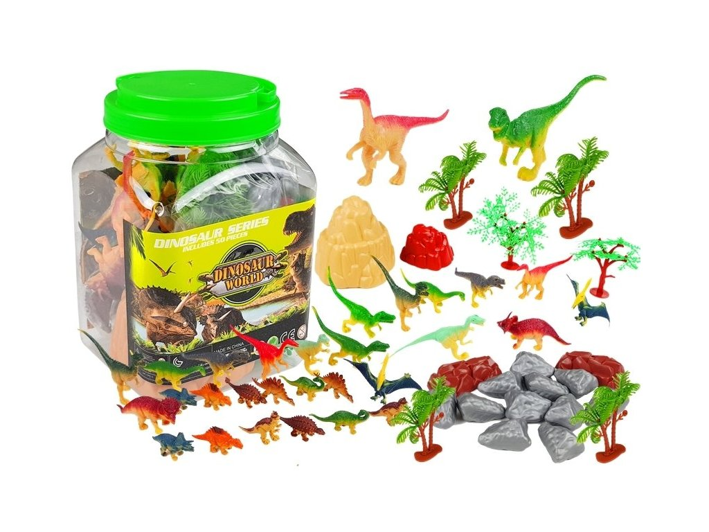 pol pl Zestaw Dinozaurow w Sloiku Akcesoria Diplodok 4549 1