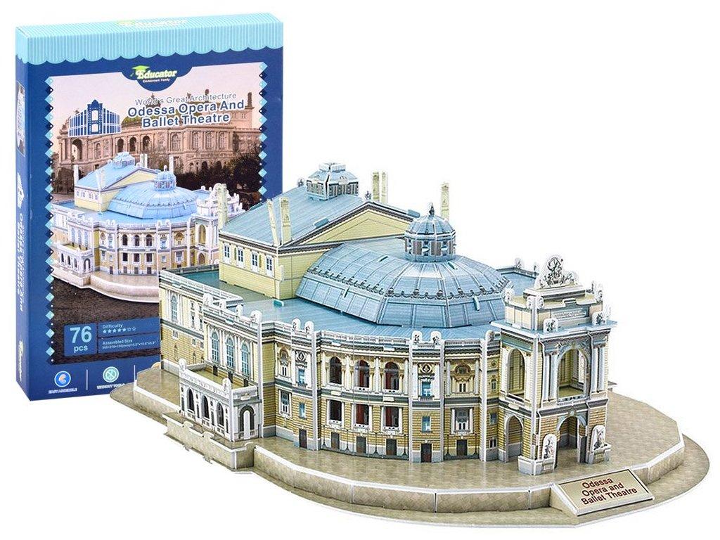 pol pl Puzzle 3D Teatr Opera w Odessie 76 ele ZA2902 14446 1