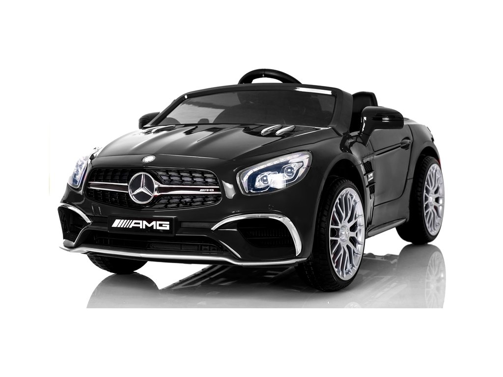 Mamido Mercedes SL65 LCD cerne (6)