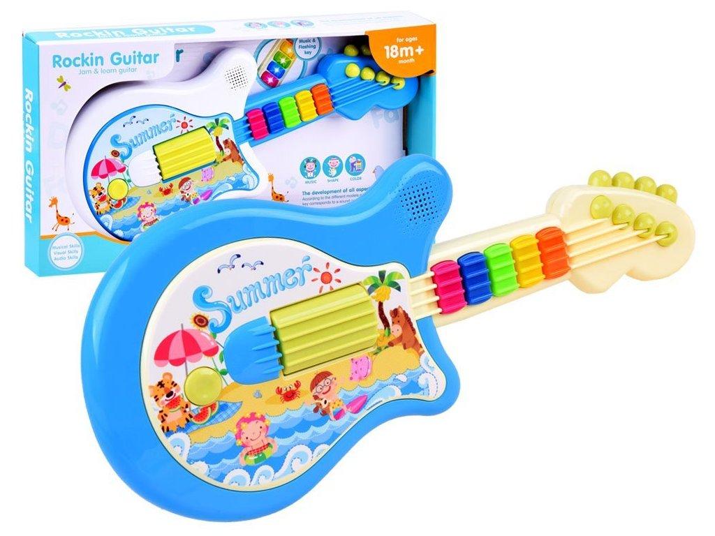 Mamido Interaktivni svitici kytara (4)
