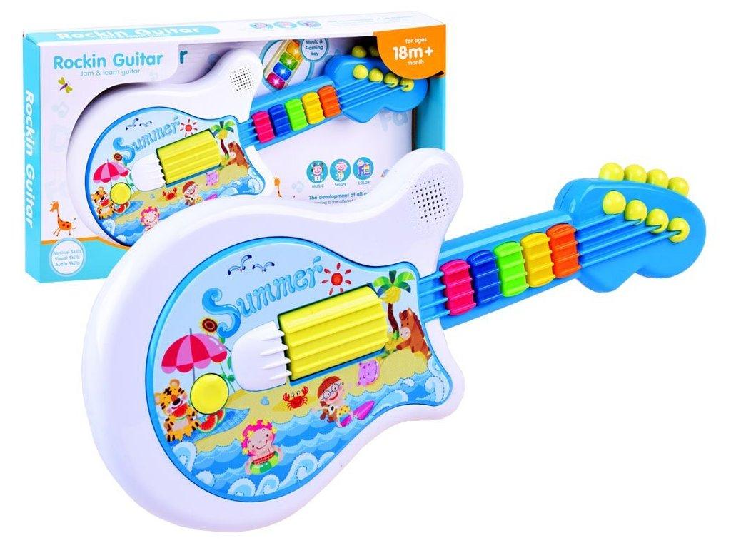 Mamido Interaktivni svitici kytara (5)
