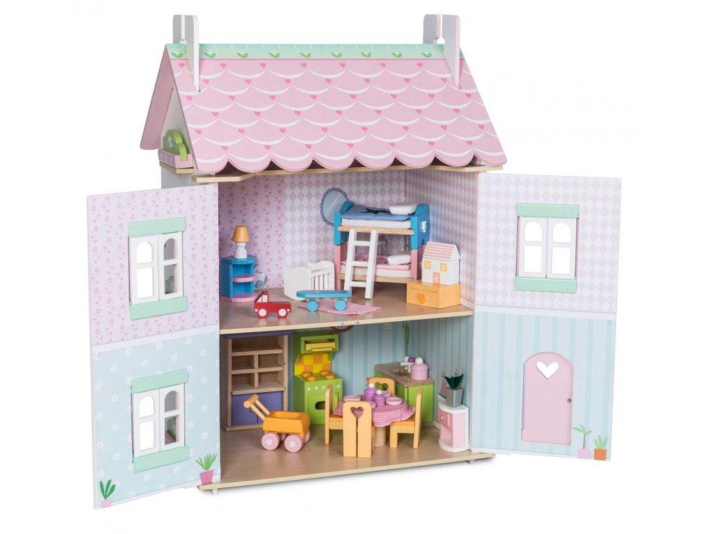 157409 le toy van domecek sweetheart cottage