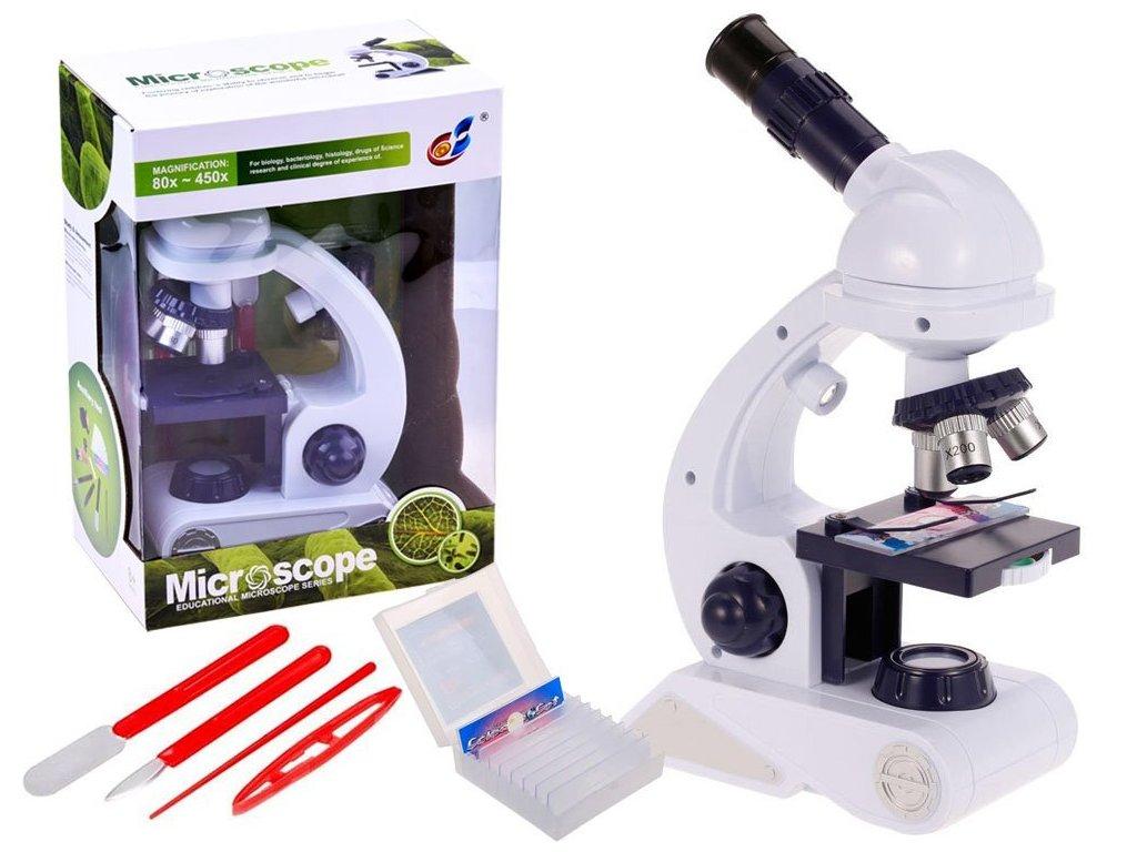 Mamido mikroskop sada pro maleho vedce (5)