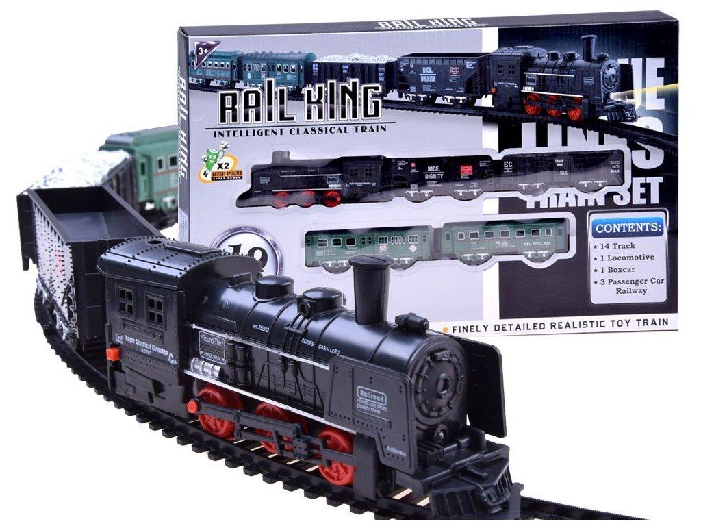 pol pl Kolejka elektryczna lokomotywa z wagonami RC0448 13691 1