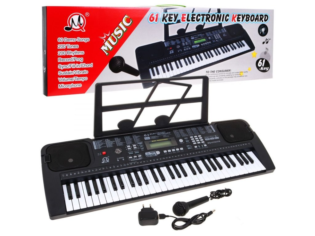 Mamido Keyboard MQ 6152UFB (4)
