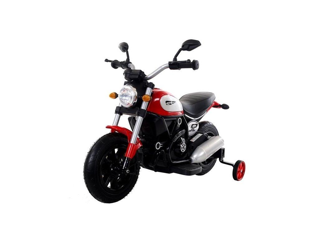 pol pl Motor na Akumulator QK307 Czerwony 4778 3
