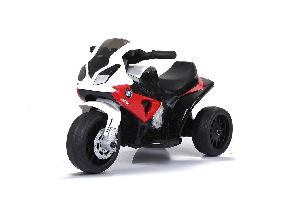 pol pl Motor na akumulator BMW S1000RR Trojkolowy Czerwony 2538 9