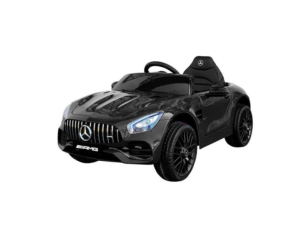 Elektrické autíčko Mercedes AMG GT R černé 7