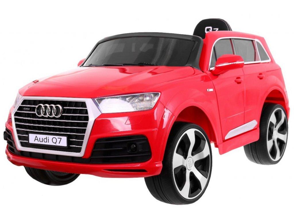Pojazd New Audi Q7 2 4G LIFT Czerwony [15603] 1200