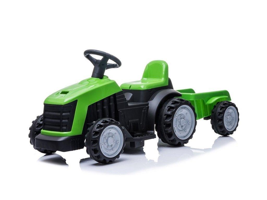 Traktor z Przyczepa [38156] 1200