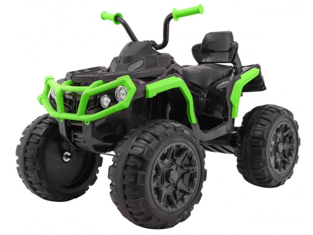 Pojazd Quad ATV 2 4G Czarno Zielony [34394] 1200