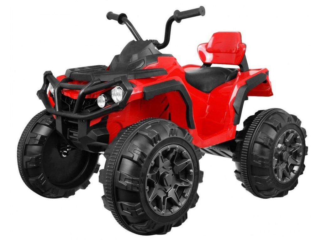 Pojazd Quad ATV Czerwony [15708] 1200