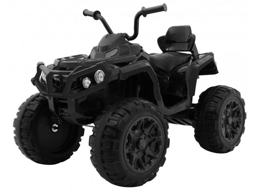 Pojazd Quad ATV Czarny [40411] 1200
