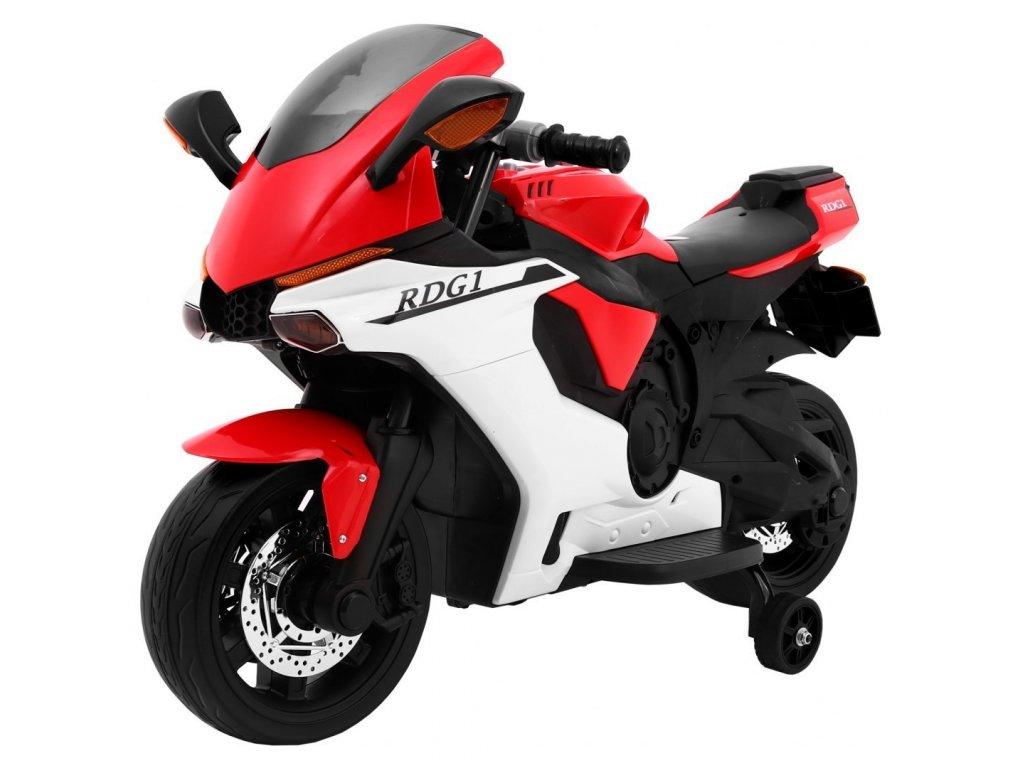 Motorek R1 Superbike Czerwony [29782] 1200