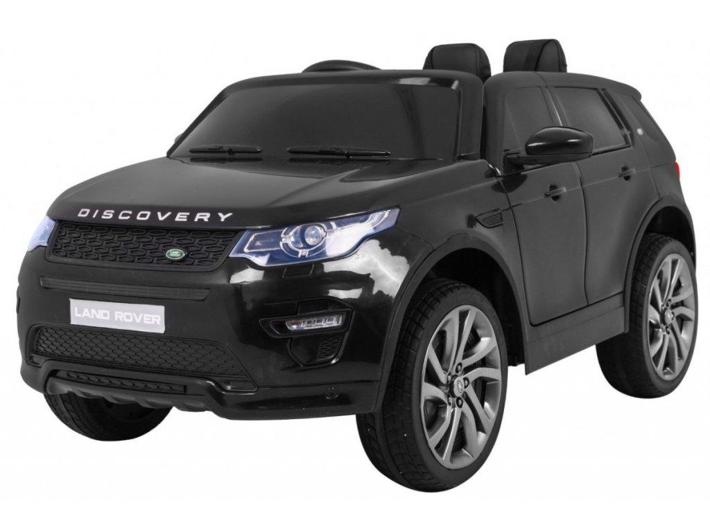 Pojazd Land Rover Discovery Czarny [34782] 1200