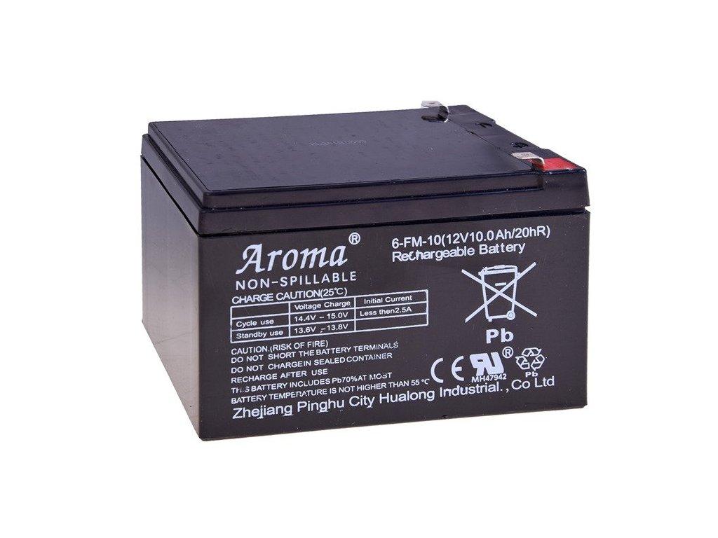 Mamido baterie 12V 10Ah do elektrickeho auticka