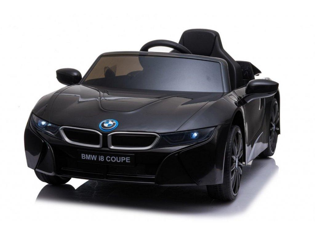 Pojazd BMW I8 LIFT Czarny [39932] 1200