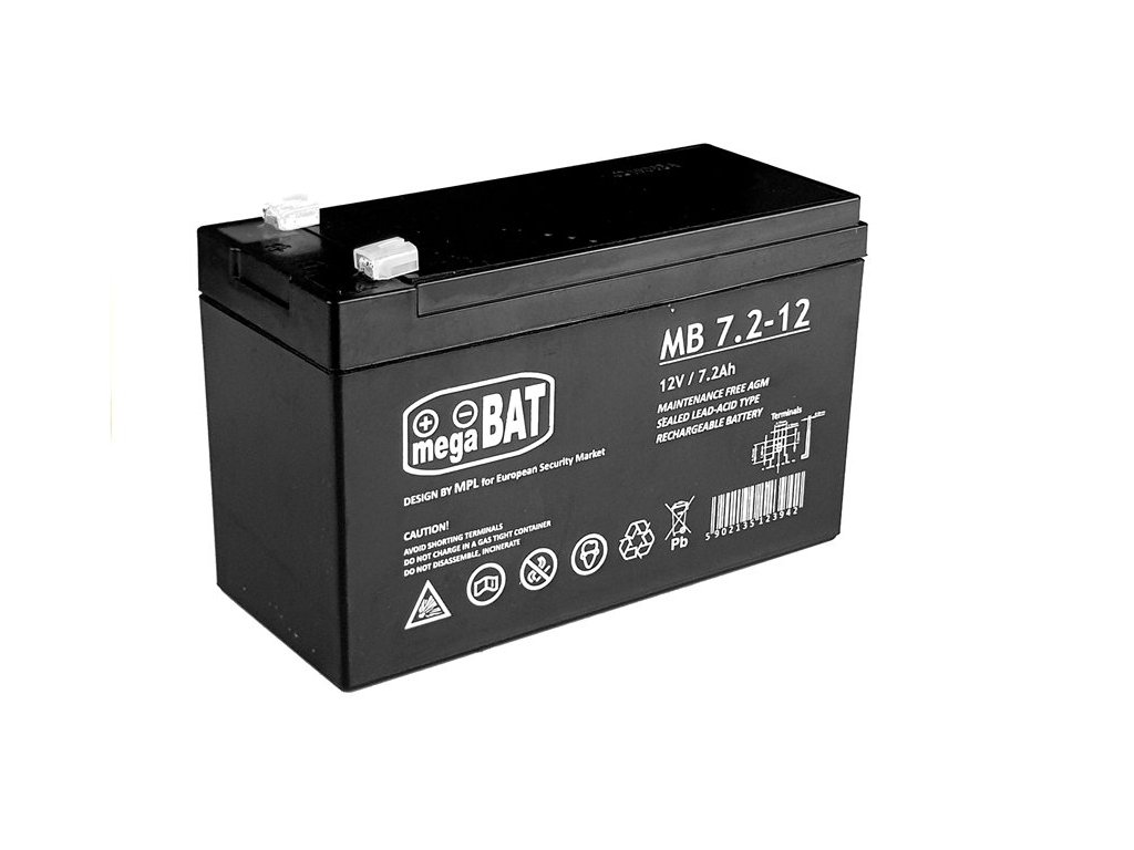 pol pl Akumulator zelowy do Auta na Akumulator 12V 7 2AH 979 2