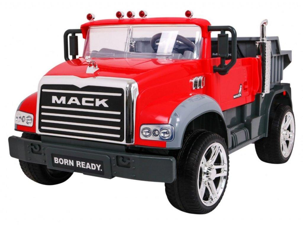 elektrické nákladní auto mack (11)