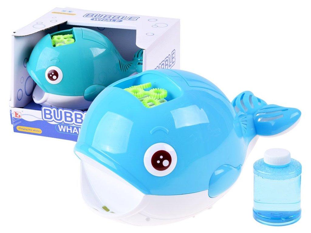 velryba do vany pro dělání bublinek (2)
