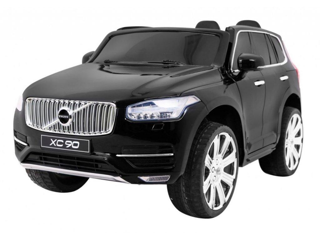 Elektrické autíčko VOLVO XC90 s ovladačem černá1