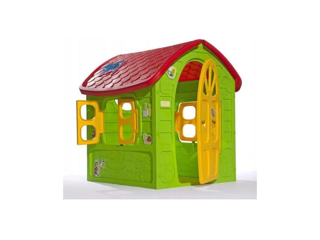 Velký zahradní domeček pro děti