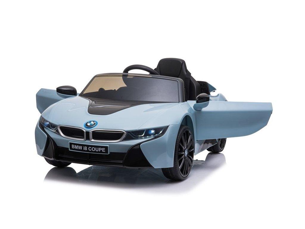 pol pl Auto na Akumulator BMW I8 JE1001 Niebieski 5161 8