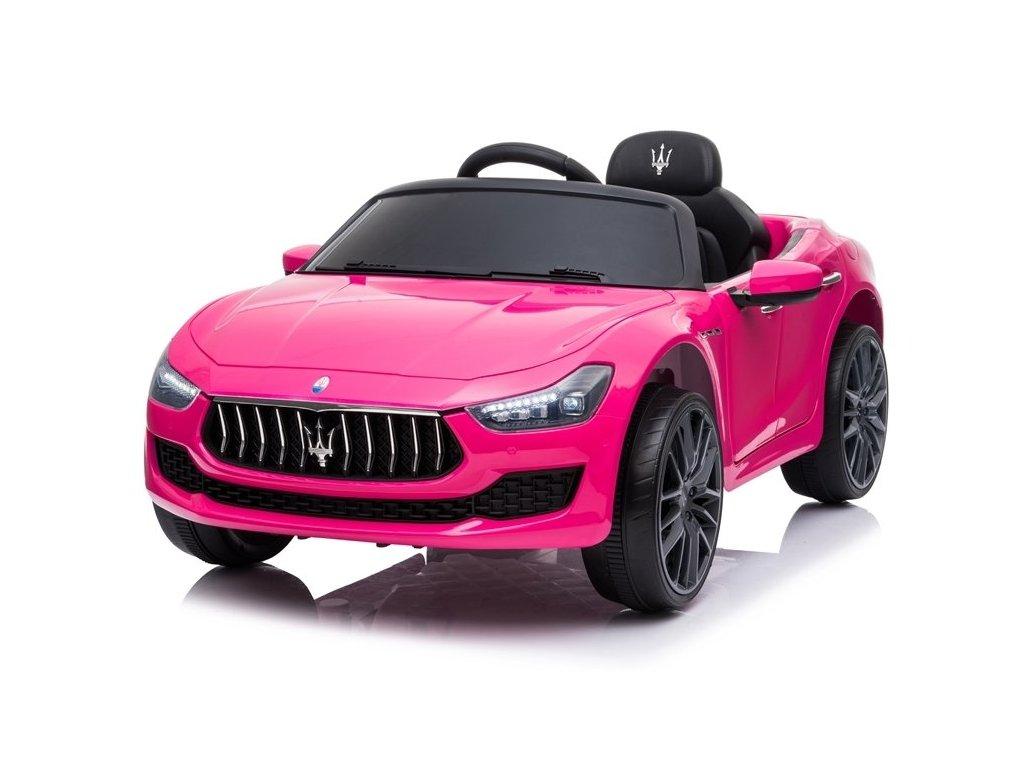 mamido dětské elektrické autíčko maserati ghibli (4)