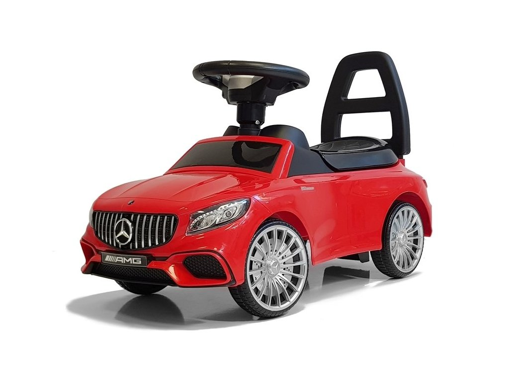 pol pl Jezdzik Autko dla dzieci Mercedes AMG S65 Czerwony 5944 2