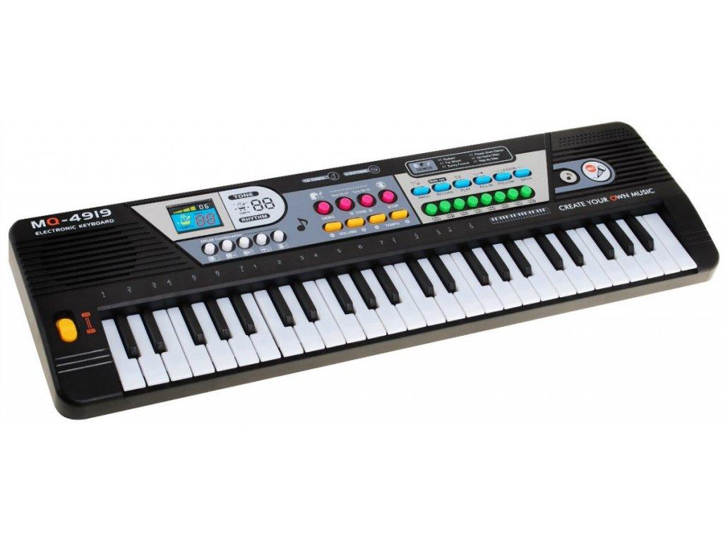 Keyboard MQ 4919 [16400] 1200