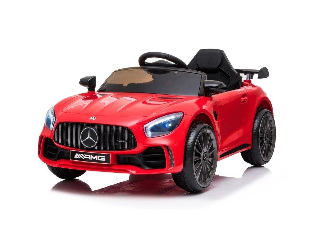 pol pl Auto na akumulator Mercedes AMG GT R Czerwony 6478 3