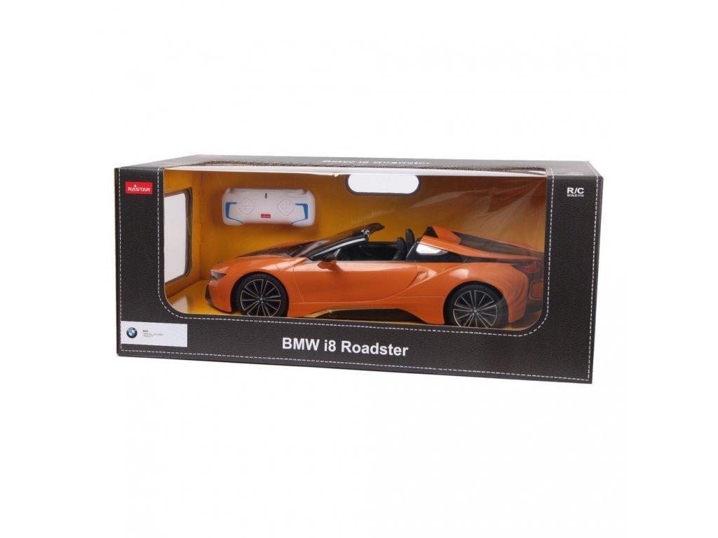 Auto na dálkové ovládání BMW i8 4
