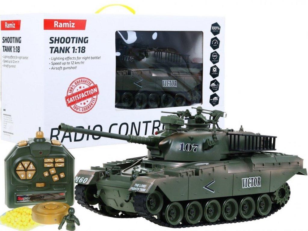 Tank na dálkové ovládání 7