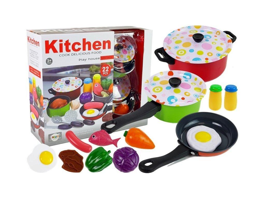 sada nádobí a potravin (1)