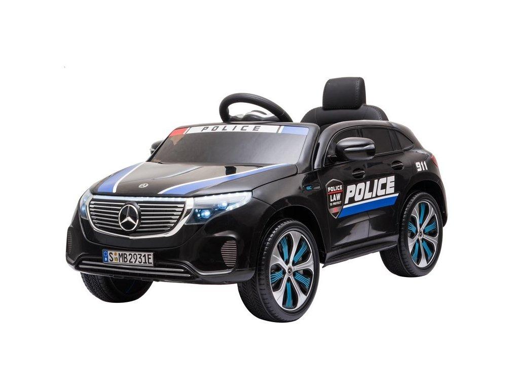 elektrické autíčko policie (1)