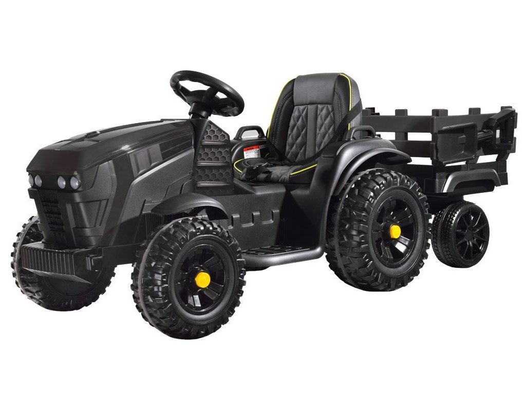 elektrický traktor